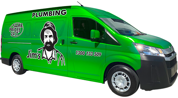 Jim's Plumbing Vans Available Now Image