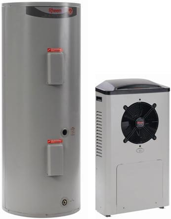 Rheem MPs-325 Split Heat Pump