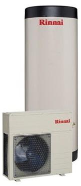 Rinnai Hotflo Split Heat Pump hot water system