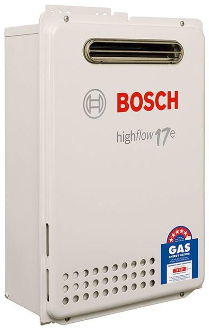 Bosch Electronic Highflow 17e