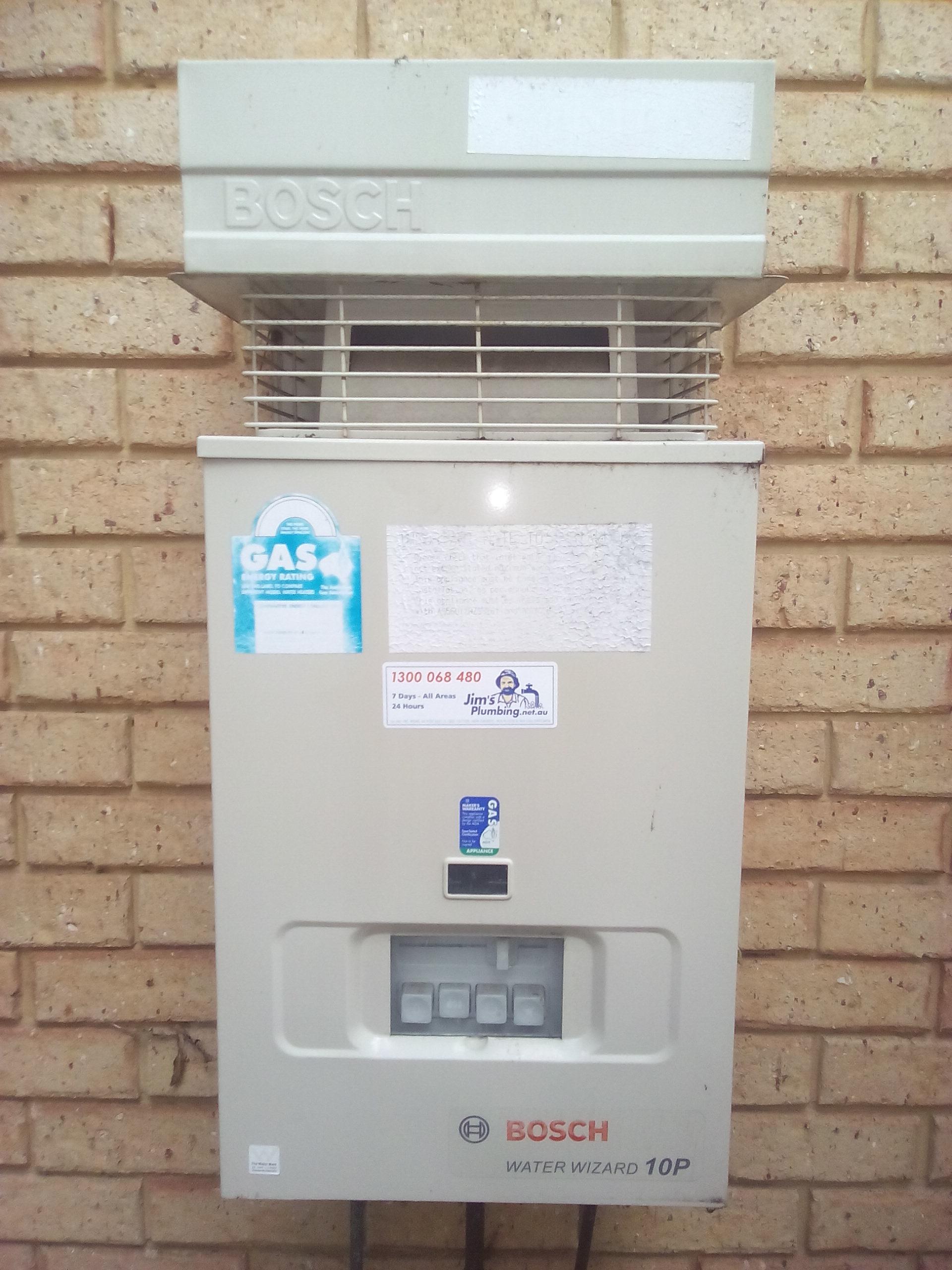 Bosch Water Wizard 10p Hot Water Heater Repair Jim S
