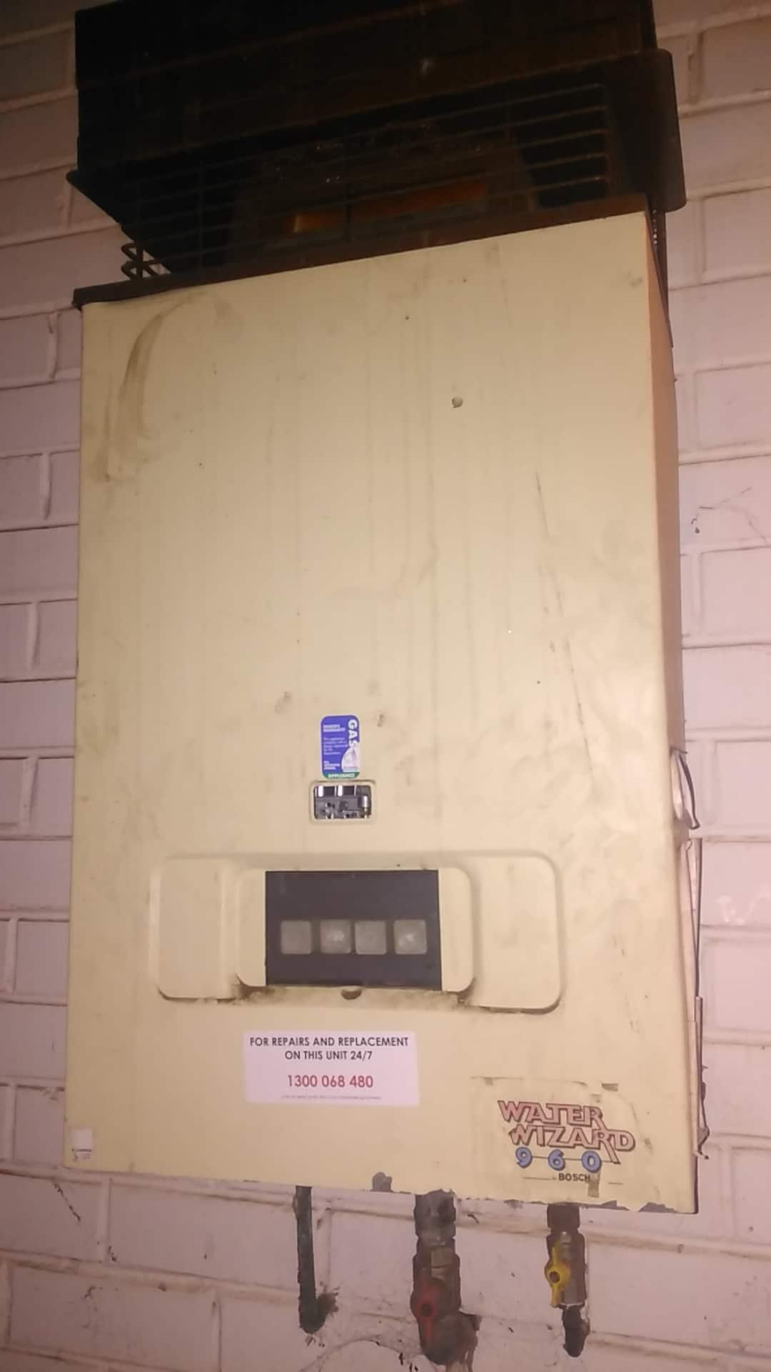 Repair A Leaking Bosch Water Wizard Jim S Plumbing