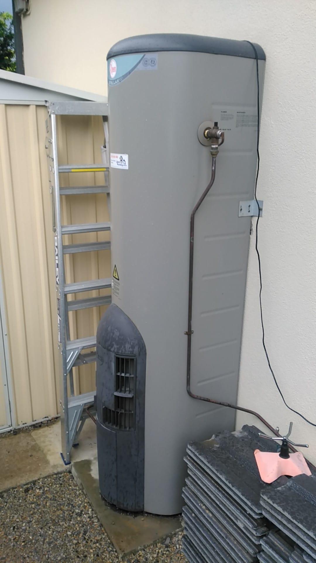Repair Rheem Stellar 360l Gas Storage Hot Water Heater