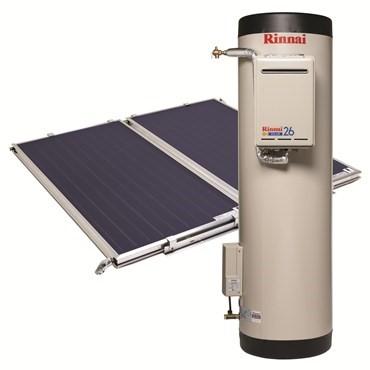 Rinnai Prestige Flat Plate Solar Hot Water Systems