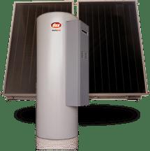 Dux Sunpro solar gas hot water heater