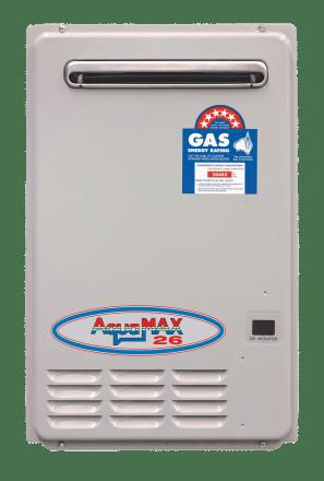 AquaMAX 26L Gas Continuous Flow