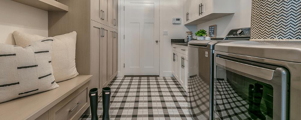 Avoiding Chaos with Trendy Laundry Room Upgrades