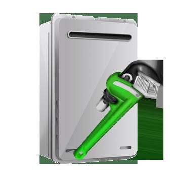 Hot Water Repair Icon