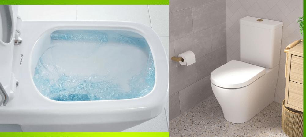 rimless toilet designs